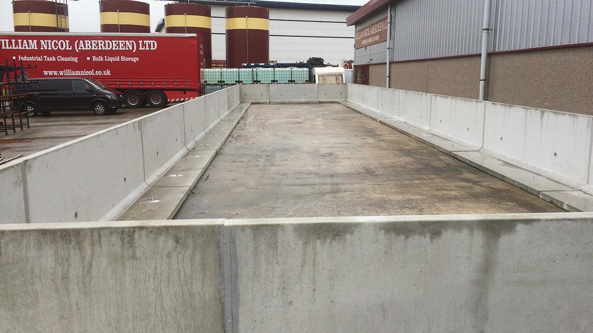 W m donald cbs concrete products for Cbs concrete